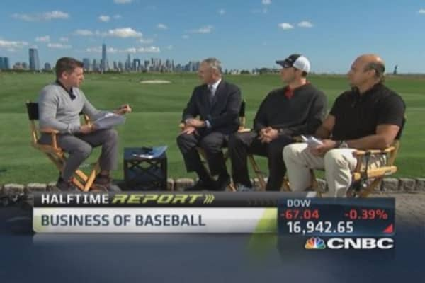 Mark Teixeira talks Harlem RBI & investments