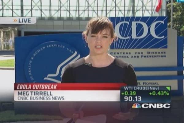 Ebola patient gets Chimerix's drug