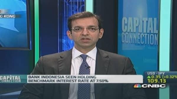 As Indonesian rupiah falls, what should BI do?