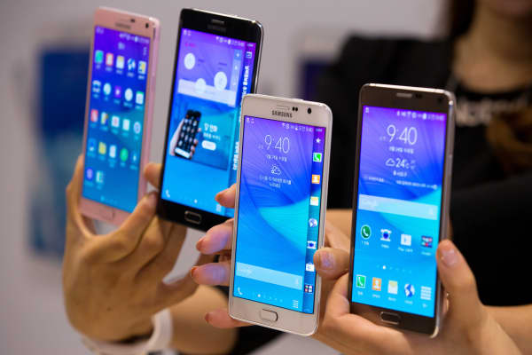 Samsung Galaxy Note 4 and Edge