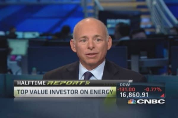 Generational opportunity: Energy