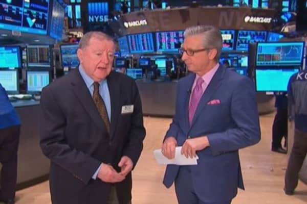 Cashin: Draghi has real problem on his hands