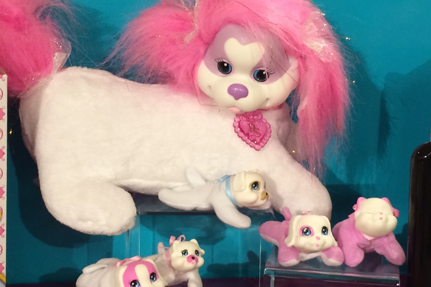 Pound puppies care bears are hot holiday toys