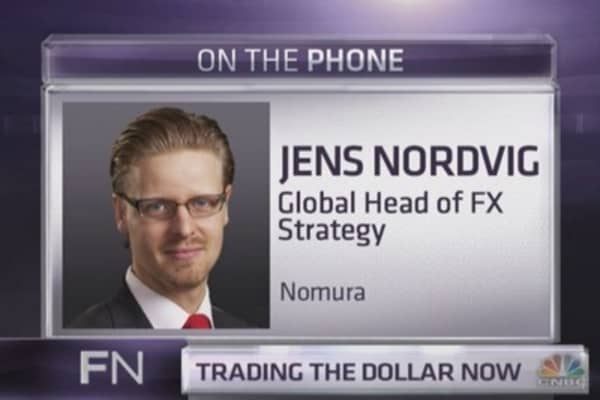 Dollar will keep rallying: Nomura's Jens Nordvig