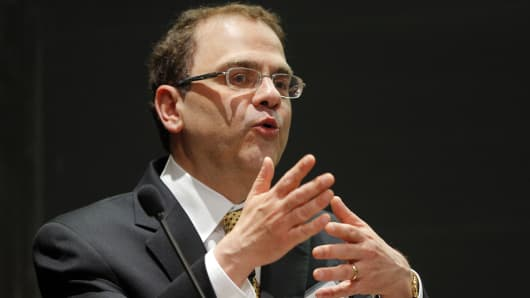 Narayana Kocherlakota, President of the Federal Reserve Bank of Minneapolis