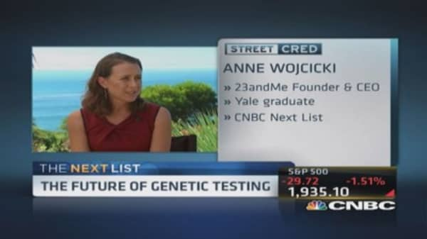 Future of genetic testing