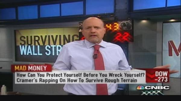 Cramer's investing 101
