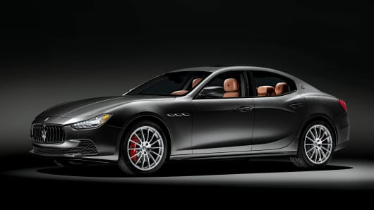 100th Anniversary Neiman Marcus Limited-Edition Maserati Ghibli S Q4