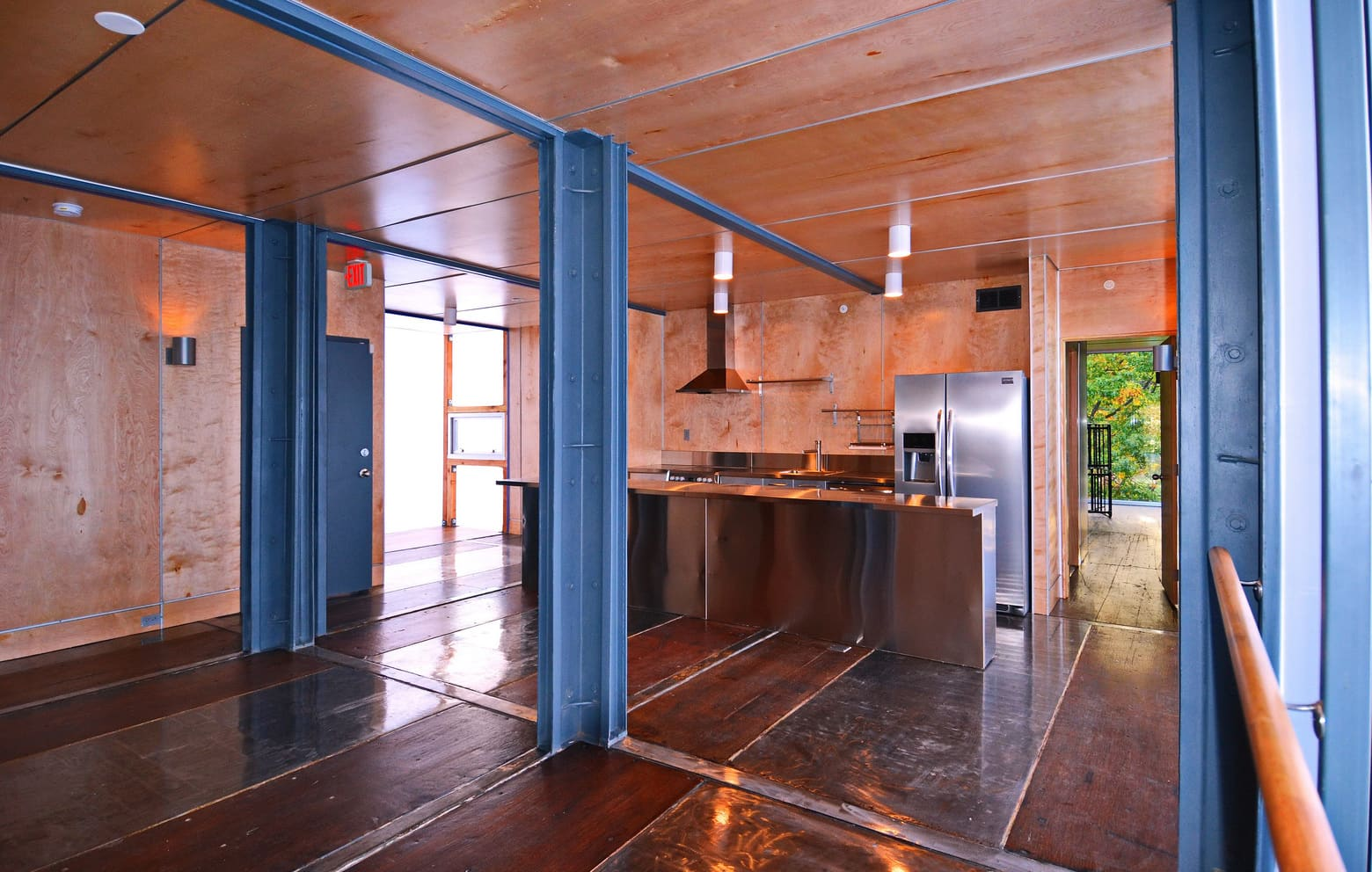 home sweet shipping container: real estate's hot new play