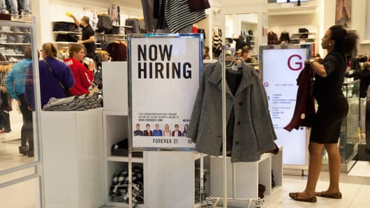 Jobs employment unemployment jobless claims