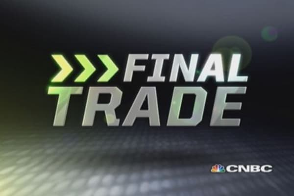 Fast Money Final Trade: C, GLD, GOOG & GPS