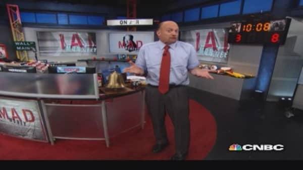 Cramer's rally concerns