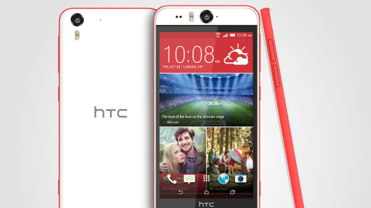 HTC Desire EYE smartphone