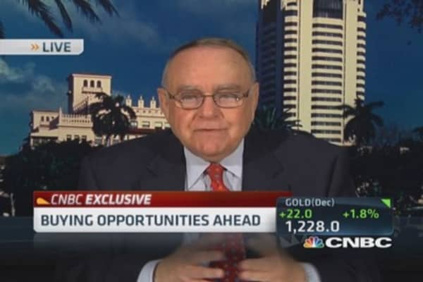 Cooperman: Inlfation overtime benefits a company