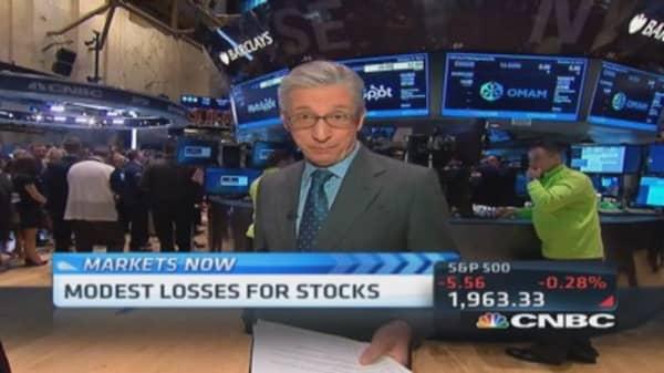 Pisani's market open: IPOs since Alibaba