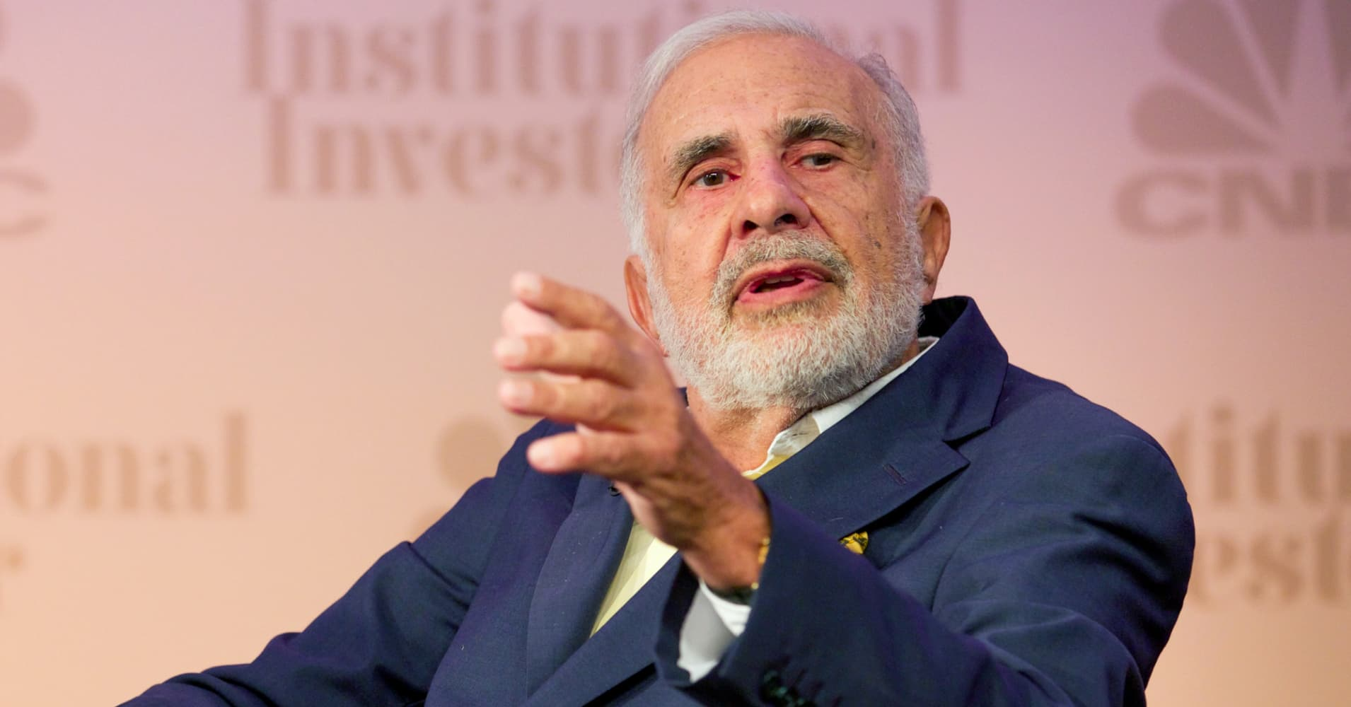 Image result for photos of icahn