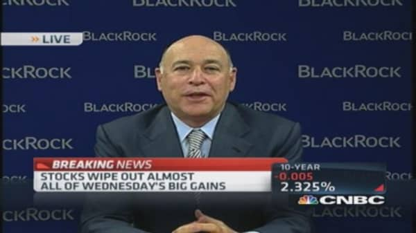 BlackRock: US great investment environment