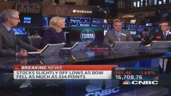 Fed & global growth collide: Pisani