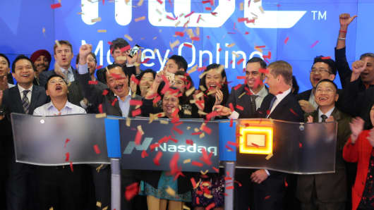 MOL Global IPO at the Nasdaq exchange