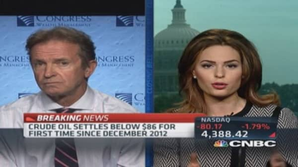 Closing Bell Exchange: Buying the selloff