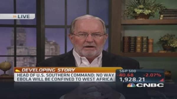 Gartman: Afraid markets will continue fall