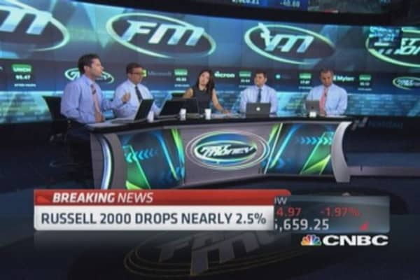 Global growth a concern: Trader