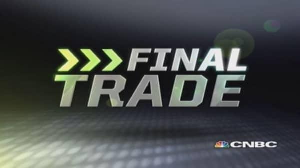 Fast Money Final Trade: TSO, TLT, PEP & SYMC