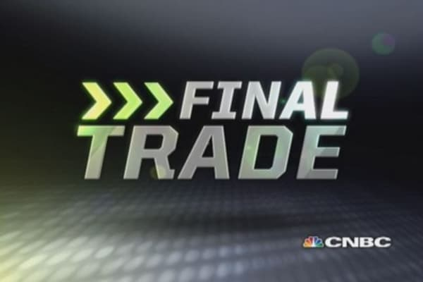 Fast Money Final Trade: TSO, TLT, PEP & SYMC