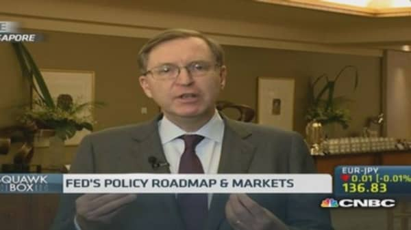 Hubbard: 'Expect a lot of roiling in the market'