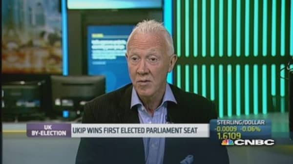 UKIP is real threat to Labour share of vote: Pro