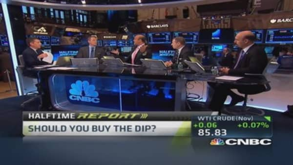 Buy the chip dip plays