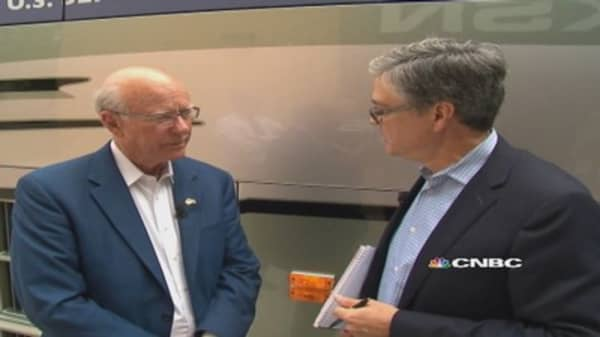 Sen. Pat Roberts: I'm gonna win this thing