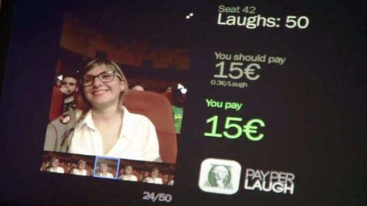 Pay-Per-Laugh screenshot