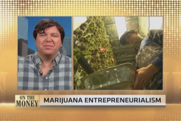 The budding business of ganja-preneurs