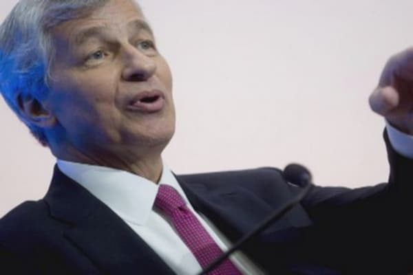 What worries JPM's Jamie Dimon