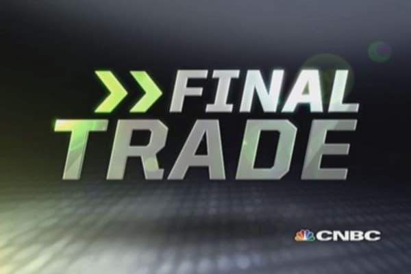 Fast Money Final Trade: SO, GS, INTC, bitcoin