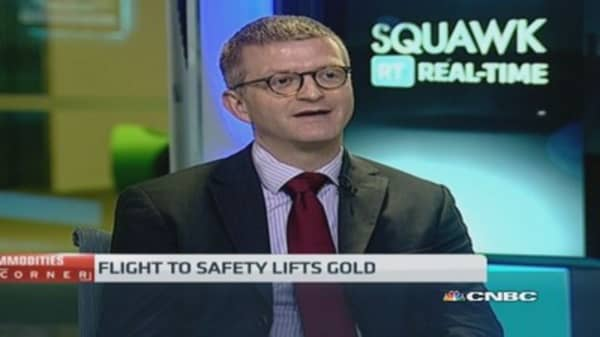 'Worst is over' for gold prices: Pro
