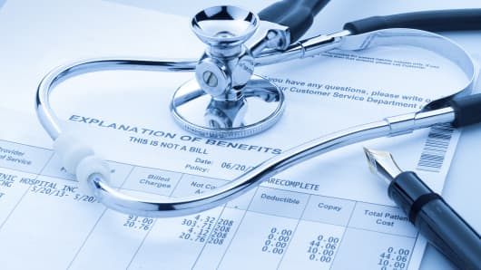 medical bills medical cost health care