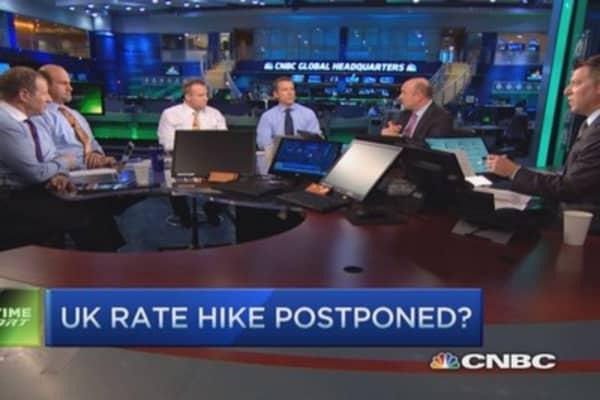 BoE's Carney: Weaker global demand, relative to global potential