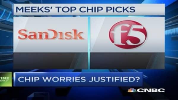 Chip picks: SanDisk, F5 & more