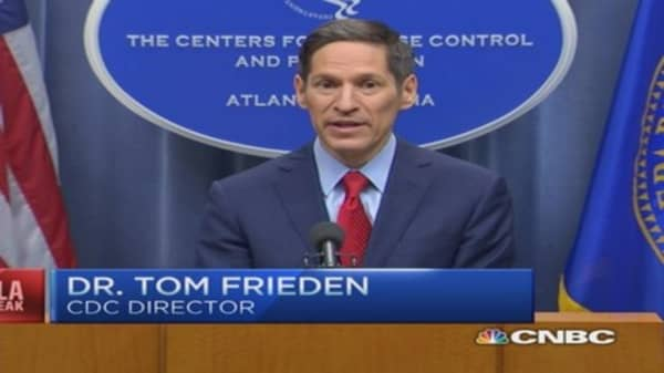 Ebola concerns deepen