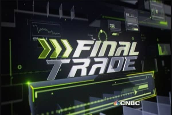 Fast Money Final Trade: AAPL, MSFT, GOOG & FB
