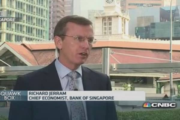 After Q3 GDP missed estimates, where's Singapore headed?