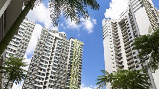 Premium Singapore apartments