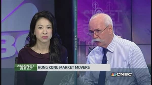 Where are Chinese stock markets headed?