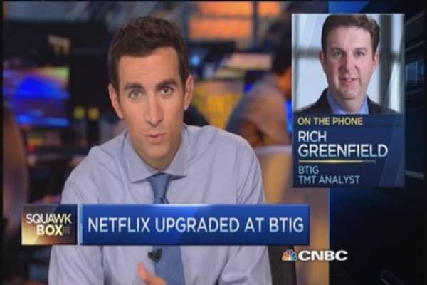 BTIG upgrades Netflix