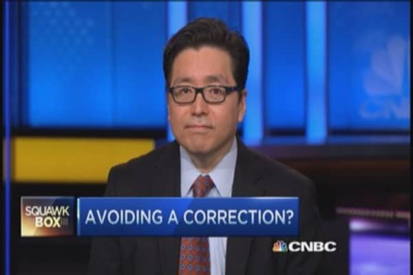 Bull market is not over: Lee