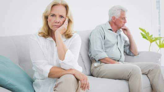 Divorce over 50 3 mistakes avoid