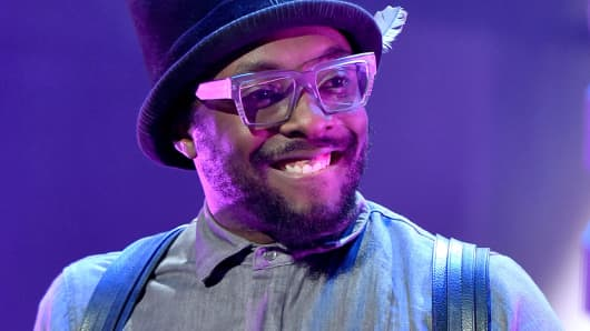 Recording artist will.i.am