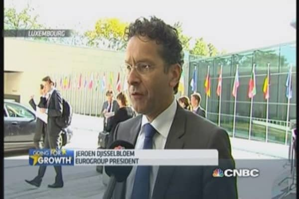 We need mechanisms to boost reforms: Dijsselbloem
